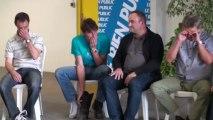 Le spectacle d'hypnose de Messmer au Bien Public à Dijon