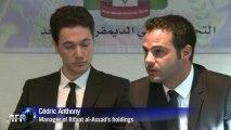 France opens probe into Assad uncle's assets