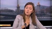 """Karine Berger : """"arrêtons la glissade vers la peopolisation de la politique"""""""