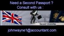 Buy a Passport   Second Passport by Investment   Citizenship Invest