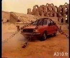 Renault 18 Diesel Publicité (1981)