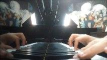 Impro de piano à Auday Musiques Nîmes