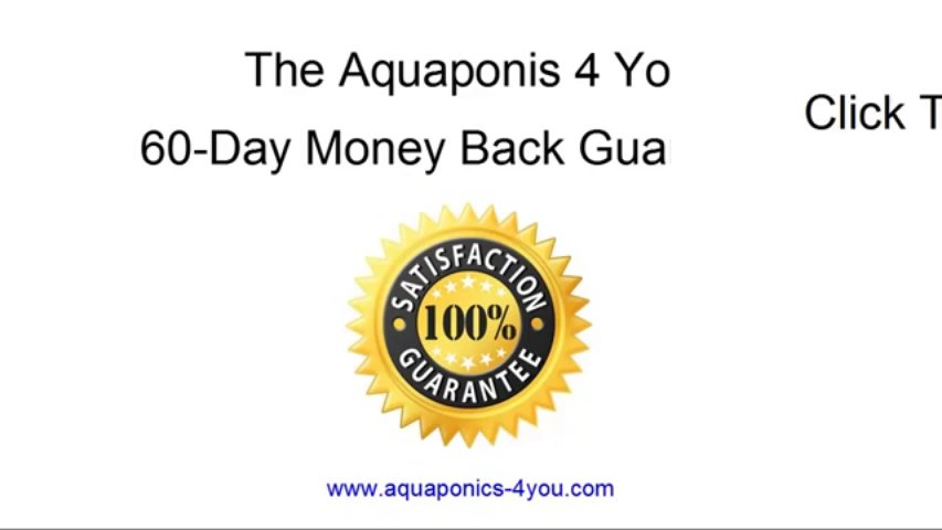 Aquaponics 4 You Discount – $27, For A Limited Time