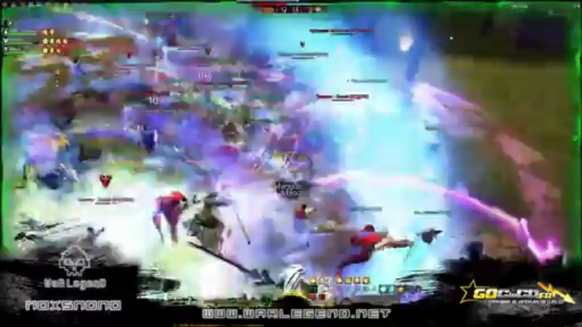BattleStar WaR LegenD Guild Wars 2 - 03-10-2013