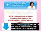 Endometriosis bible com + Endometriosis Bible