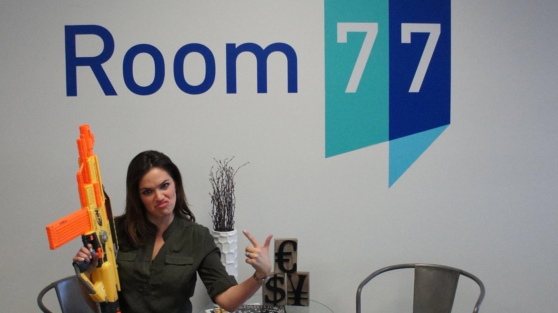 Behind the Scenes at Room77