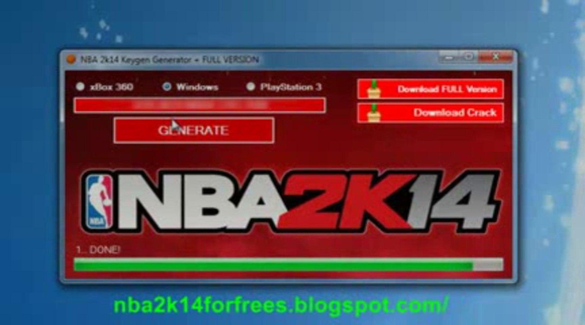 nba 2k14 crack file free download