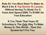 Making Money - no cost income stream - make money online today - residual income opportunities