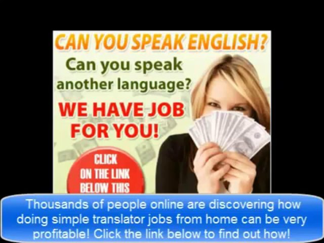Real Translator Jobs – How to Find Translation Work and Jobs