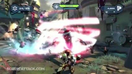 Hard News 10/03/13 - Watch Dogs, Ratchet & Clank, Warcraft, and Pokemon - Hard News Clip