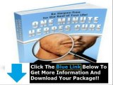 Does The One Minute Herpes Cure Work + Does The One Minute Herpes Cure Work