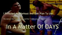 Vince Delmonte's No Nonsense Muscle Building eBook Download -- Gain Muscle & Burn Fat in 48 Hours
