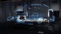 BMW M4 Concept Animation Motor