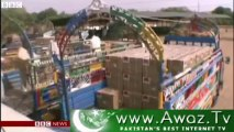 Pakistan quake  Authorities struggle to deliver aid