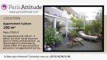 Appartement 3 Chambres à louer - Batignolles, Paris - Ref. 7245