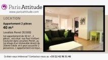 Appartement 1 Chambre à louer - Levallois Perret, Levallois Perret - Ref. 8846