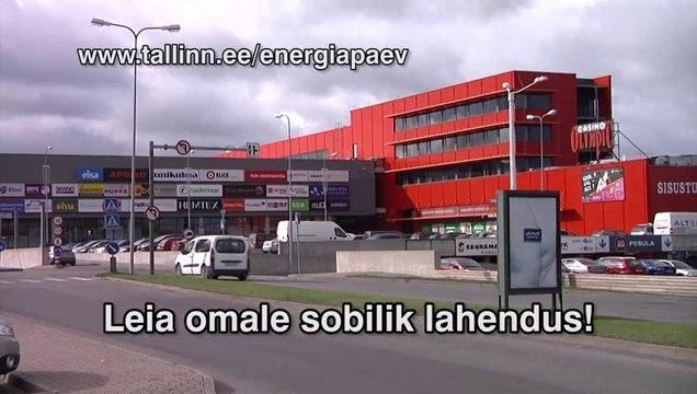 Tallinna Energiapäeva 2013 telereklaam