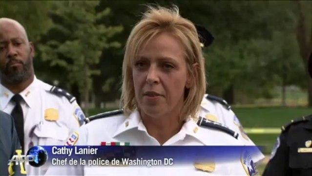 Course-poursuite à Washington: l'automobiliste tuée
