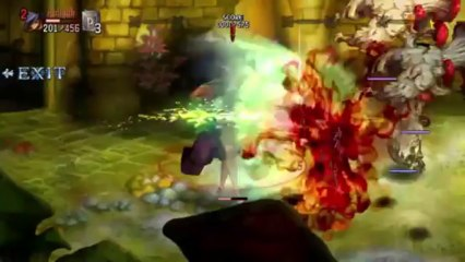 La Sorcière de Dragon's Crown