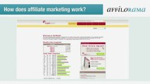 Work From Home And Earn Money From Affiliate Marketing On Affilorama Secret Methods Explaind Free