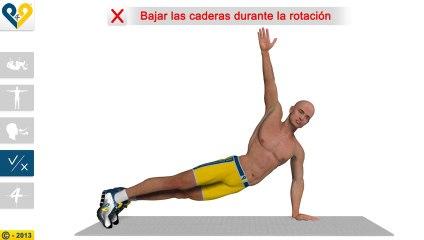 Flexiones en T