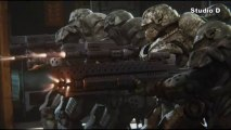 Starship Troopers Invasion - Music Video