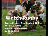 Watch Live Rugby Freedom Cup Springboks vs All Blacks Broadcast