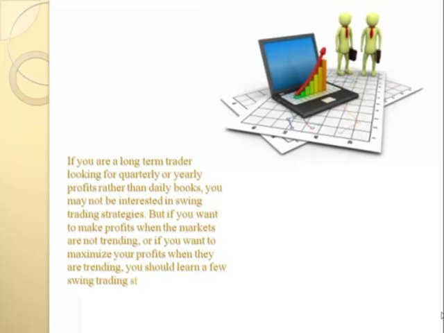 Learn Swing Trading Strategies.