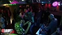 peter luts mix chez Cauet sur NRJ - C'Cauet sur NRJ