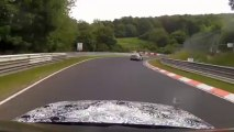 BMW M3 and BMW M4 Testing at the Nürburgring
