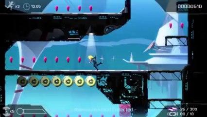 Velocity 2X - Pre Alpha Gameplay 2 de Velocity 2X