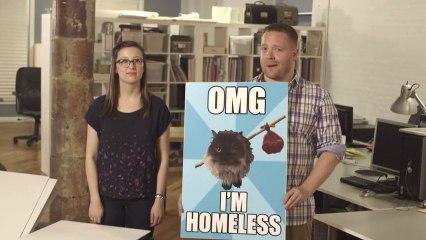 Thingstarter: Better Homeless Signs