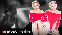 X-RATED MILEY: Singer Cyrus Shows More Skin in Raunchy New Photos