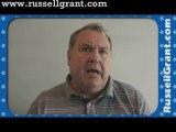 Russell Grant Video Horoscope Taurus October Saturday 5th 2013 www.russellgrant.com