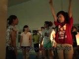BHUL_03 Cheer ĐH Ngoại thương Hà Nội