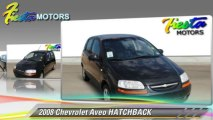 2008 Chevrolet Aveo HATCHBACK - Fiesta Motors, Lubbock