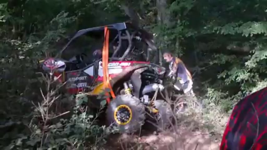 CAN AM ADVENTURE 2013