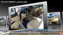 2013 Lexus RX RX 350 - Putnam Lexus, Redwood City