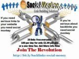 Forget Social Monkee - Increase Your Backlinks Its Free With 247backlinks.com free backlink software