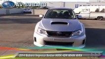 2014 Subaru Impreza WRX 4DR MAN WRX - AV Subaru, West Lancaster