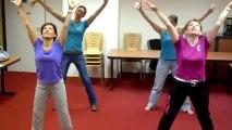 Chorégraphie Rencontres Forme pour Tous Bretagne