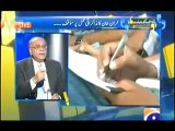 Aapas Ki Baat with Najam Sethi - 4th October 2013  Taliban Muzakraat Ke Liye Tayaar Full GeoNews