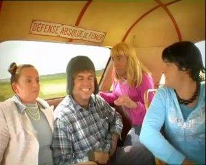 Une virée en bus (2) - Samantha Oups ! Au gîte