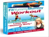 Does Fit Yummy Mummy Really Work? | Fit Yummy Mummy Workout Video