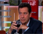 Laurent Gerra n'aime pas son vin