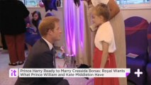 Prince Harry Ready To Marry Cressida Bonas: Royal Wants What Prince William And Kate Middleton Have