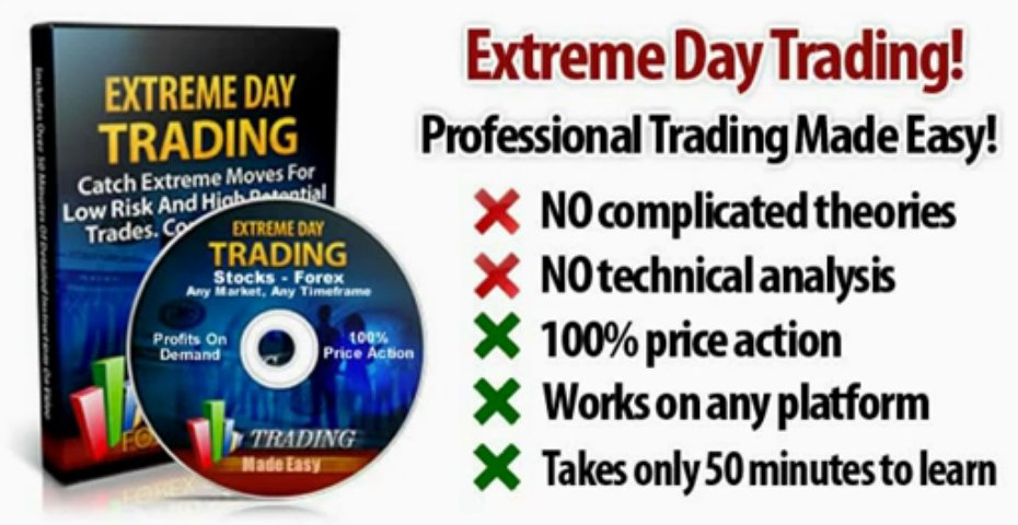 """Extreme Day Trading "" Review + Bonus"