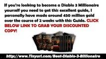 Does Diablo 3 Billionaire Work - Diablo 3 Gold Billionaire