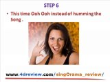 vocal coach a click away singorama review 4dreview singing lessons singing tips win American Idol