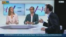 Le Crédit Lyonnais : Charlotte Bricard, Franck Tapiro, dans A vos marques - 06/10 2/3